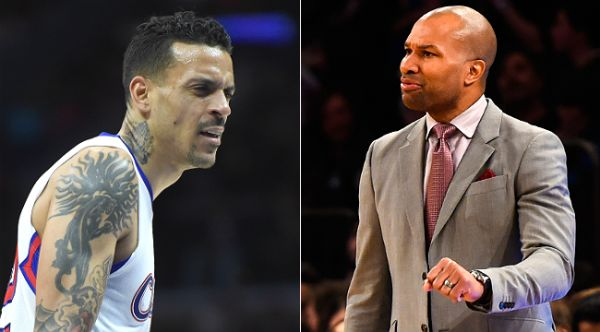 matt barnes derek fisher