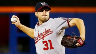 Max Scherzer Threw A Magical No-Hitter Against The Mets