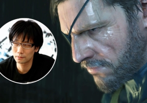 Konami Reportedly Wouldn't Allow Hideo Kojima To Attend The Video Game Awards