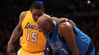 Metta World Peace Says Visiting Celebrities Are 'Taking Time Away From Lamar [Odom]'s Children'