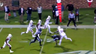 Here's Miami Pulling Off The Most Improbable Game-Winning Kickoff Return Since Stanford-Cal