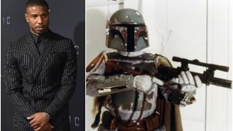 New 'Star Wars' Rumor Suggests Michael B. Jordan Will Play Boba Fett In Spinoff