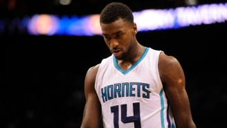 Michael Kidd-Gilchrist Is Reportedly Out For The Season With A Shoulder Separation