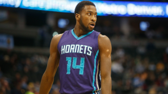 Michael Kidd-Gilchrist Could Miss A Portion Of The Regular Season After Dislocating His Shoulder