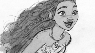 Disney's next princess — Moana — finds her voice and her official look