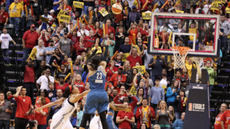 NBA Stars Were Rightfully Impressed With Maya Moore's Buzzer-Beater In The WNBA Finals