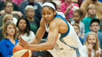 Maya Moore Announces She Won't Return To The WNBA This Season
