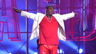 Tracy Morgan Is 'Picking Up The Pieces' And Going On A Cross-Country Comedy Tour
