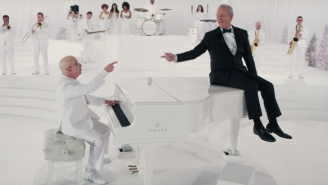 Behold, The Star-Studded Trailer For Bill Murray's Netflix Holiday Special 'A Very Murray Christmas'