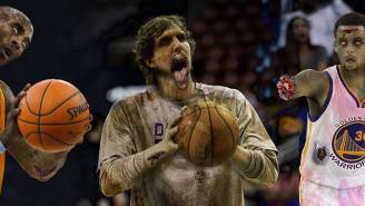 The Walking Ballers: 16 NBA Stars If They Were Zombies