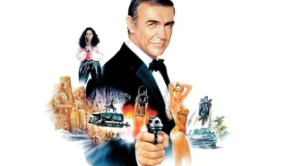32 years ago today: Sean Connery returned to play Bond in 'Never Say Never Again'