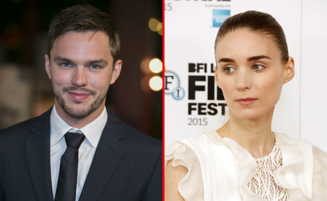 nicholas hoult rooney mara the discovery