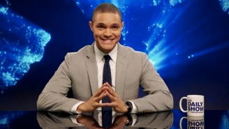 Comedy Central Planted A Brilliant Marketing Stunt For Trevor Noah's Debut That Nobody Caught On To