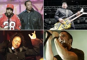 The 2016 Rock And Roll Hall Of Fame Nominees Are Out: Who Would You Induct?