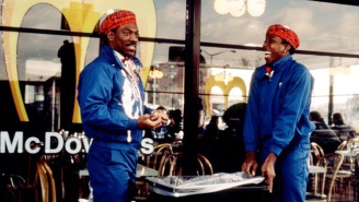 This Chicago Restaurant Staple Transformed Into McDowell's From 'Coming To America' For Halloween