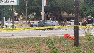 At Least Three People Were Killed After Being Hit By A Car At The Oklahoma State Homecoming Parade