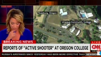 Here's What We Know About The Umpqua Community College Shooting In Oregon