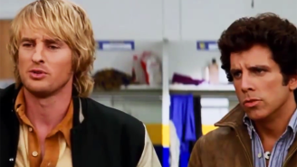 Owen Wilson's Career Gets Cut Down To 3 Minutes In This Comprehensive Supercut