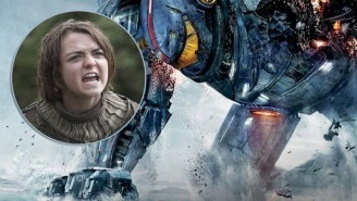 Guillermo Del Toro Wants A Specific 'Game Of Thrones' Actress For 'Pacific Rim 2' (If It Ever Happens)