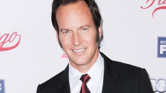 Patrick Wilson on 'Bone Tomahawk's' extreme gore: 'I've never seen that on the screen'