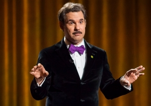 Paul F. Tompkins Tries To Teach Us How To Be Adults