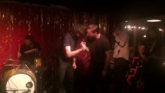 Pavement Tribute Band Plays With Actual Pavement Members