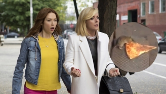 'Unbreakable Kimmy Schmidt' Gives Pizza Rat The Recognition It Deserves With This Street Sign
