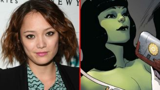 Pom Klementieff To Play Second Female Member In 'Guardians Of The Galaxy 2'