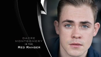 'Power Rangers' Finds A Red Ranger, And Good Luck Pronouncing His Name