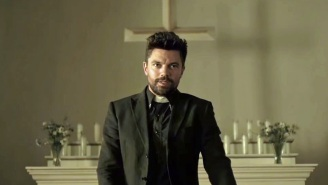 While you wait for the 'Preacher' trailer to drop during 'The Walking Dead,' watch this teaser