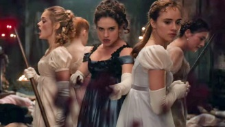 'Pride and Prejudice and Zombies' teaser extols all the virtues of a proper young slayer