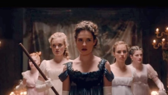 'Pride And Prejudice And Zombies' International Trailer Has Arrived