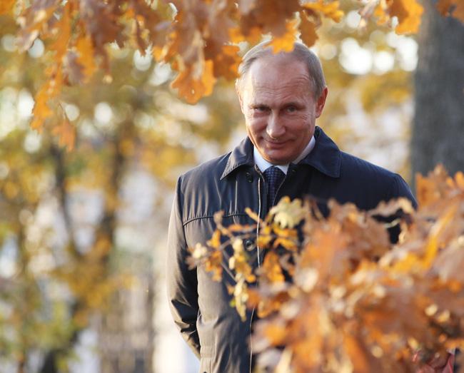 Putin Visits Penza Oblast