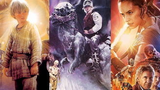 The definitive ranking of waaaaay too many Star Wars posters