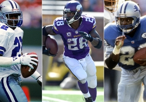 Keep Churning: The Best Seasons Ever By Old Running Backs, Ranked