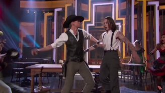 Reba McEntire Covered Taylor Swift While Neil Patrick Harris Got In A Bar Fight On 'Best Time Ever'