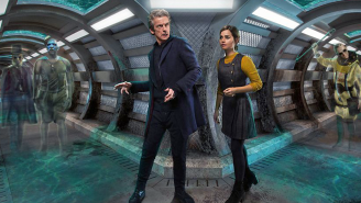 Recap: 'Doctor Who' – Something spooky is happening 'Under the Lake'