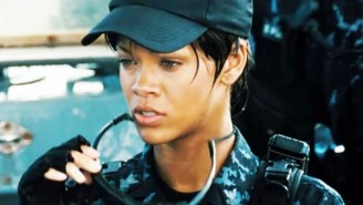 Rihanna Has Joined The Cast Of Luc Besson's 'Valerian'