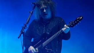 Robert Smith Of The Cure's Remix Of Ride's 'Vapour Trail' Is A Sad Bastard Perfect Storm