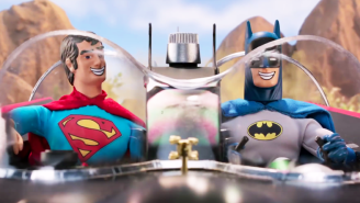Batman Has A Plan To Kill Almost Everybody In The Teaser For 'Robot Chicken DC Comics Special 3'