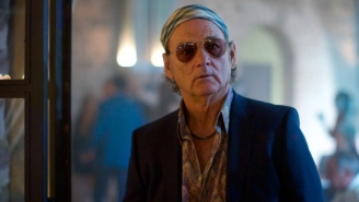 Review: Bill Murray takes a ridiculous tour of the Middle East in 'Rock The Kasbah'