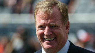Roger Goodell Is Asking The NFL For $50 Million Per Year And Lifetime Use Of A Private Jet