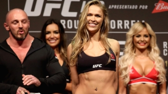 Ronda Rousey: 'If Anyone Calls Me Fat One More Time, I'm Going To Kill Them'