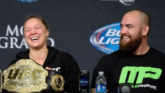 Ronda Rousey Is Getting Married To Fellow UFC Fighter Travis Browne