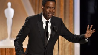 Chris Rock Is Definitely Hosting The Oscars This Year