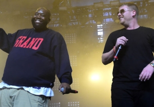 Run The Jewels Released A Virtual Reality Music Video For 'RTJ2' Track 'Crown'