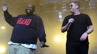 Run The Jewels Tell Crowdsurfing Stories So Bad They're Good