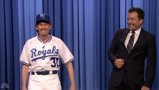 How A Lifelong Obsession With Bret Saberhagen Rapping Wound Up On 'The Tonight Show'