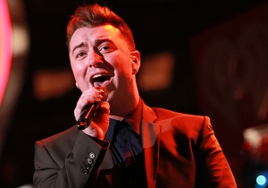 Sam Smith Discusses The 'Bravery' Behind His James Bond Theme And Competing With Lady Gaga