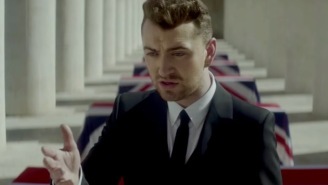 Does Sam Smith's 'Writing's on the Wall' video improve the song?